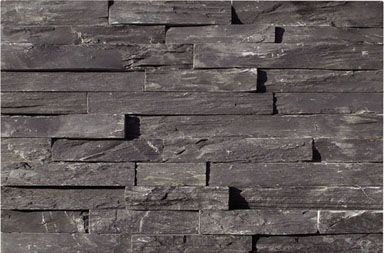 SE018-2 Slate Tile in Black