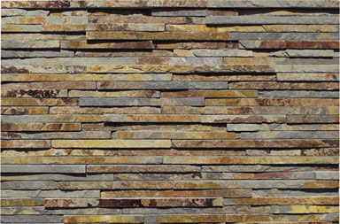 SF1120-2 Slime line Ledgestone Cladding