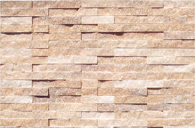 SF1308CP Crystal Pink Quartzite Stacked Stone